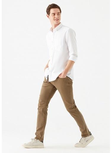 Mavi Pantolon Bej